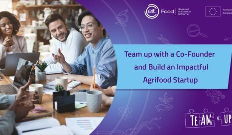EIT Food startup programok