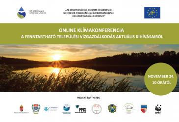 Online Klímakonferencia - November 24.