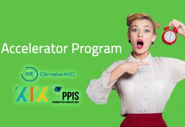 Accelerator program for startups