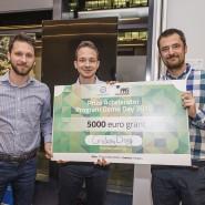CricksyDog grant nyereménye a DemoDay-en